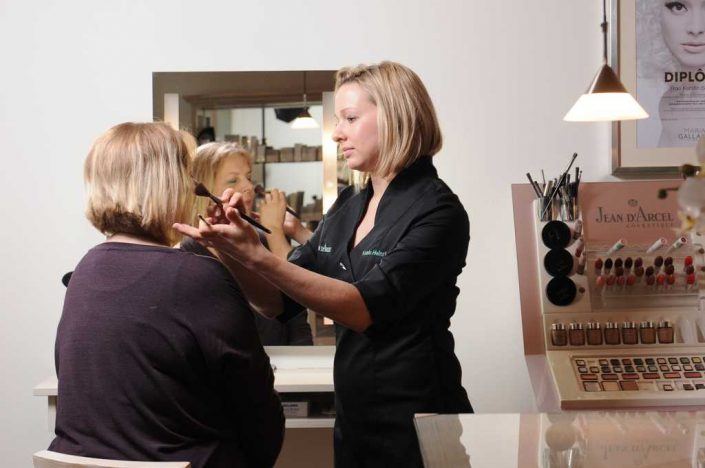 Impressionen - Make-up-Beratung